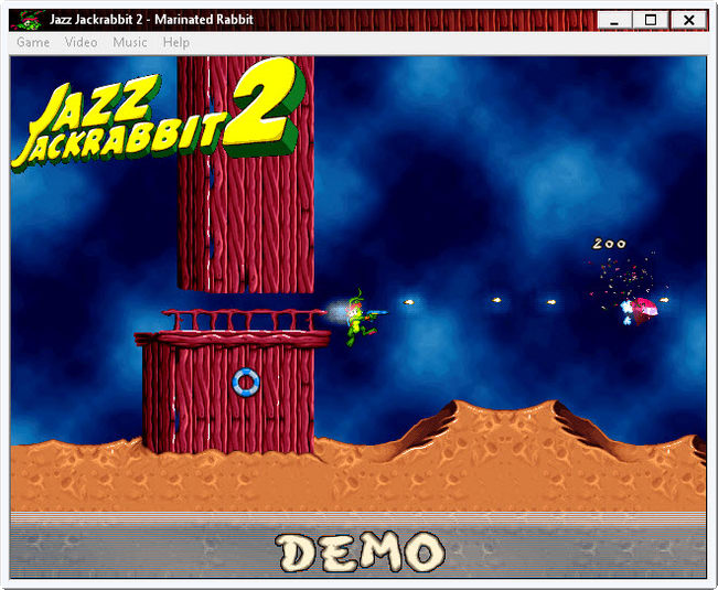 Jazz Jackrabbit 2