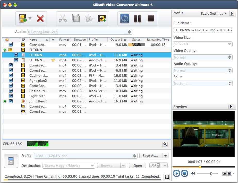 Xilisoft Video Converter