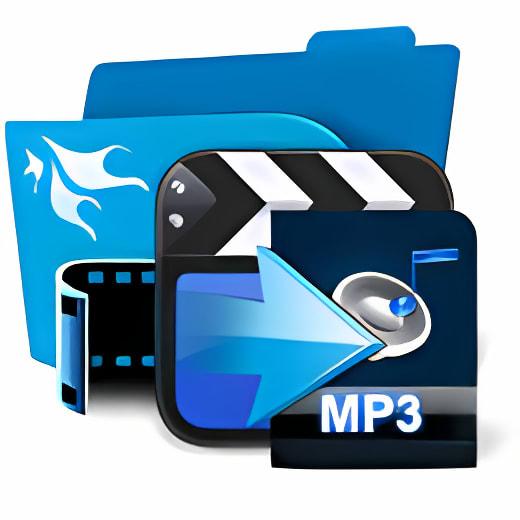 AnyMP4 MP3 Konverter für Mac