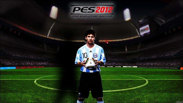PES 2012 Wallpaper