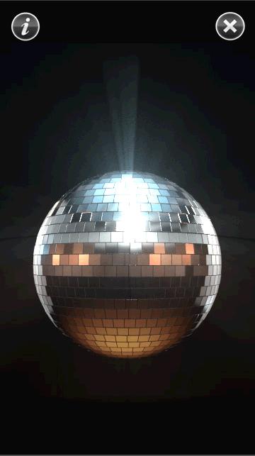 Disco Ball Touch