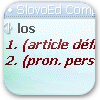 SlovoEd Compact French-Spanish-French dictionary