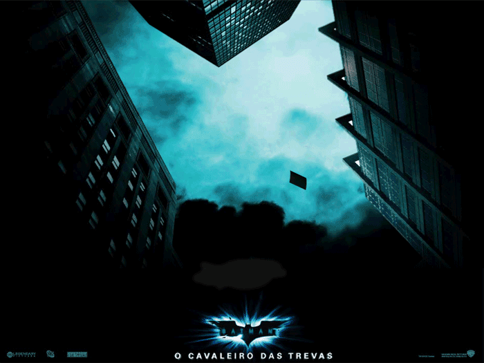 The Dark Knight Screensaver
