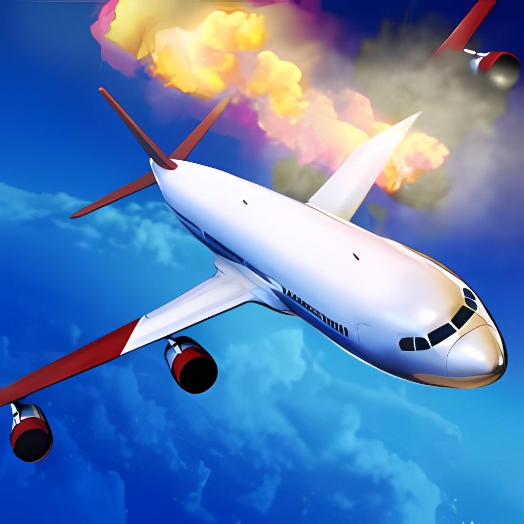 Flight Alert Simulator 3D Free