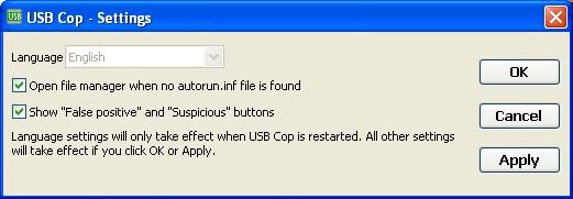 USB Cop