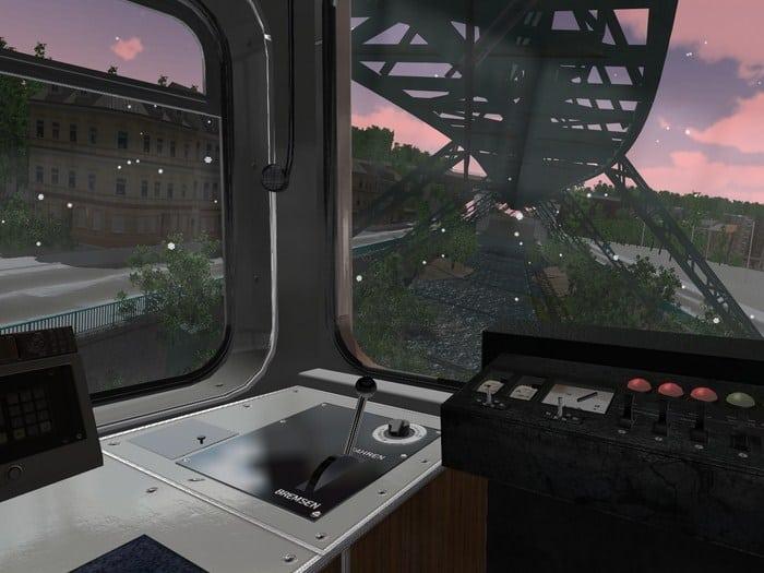 Schwebebahn-Simulator 2013 Update