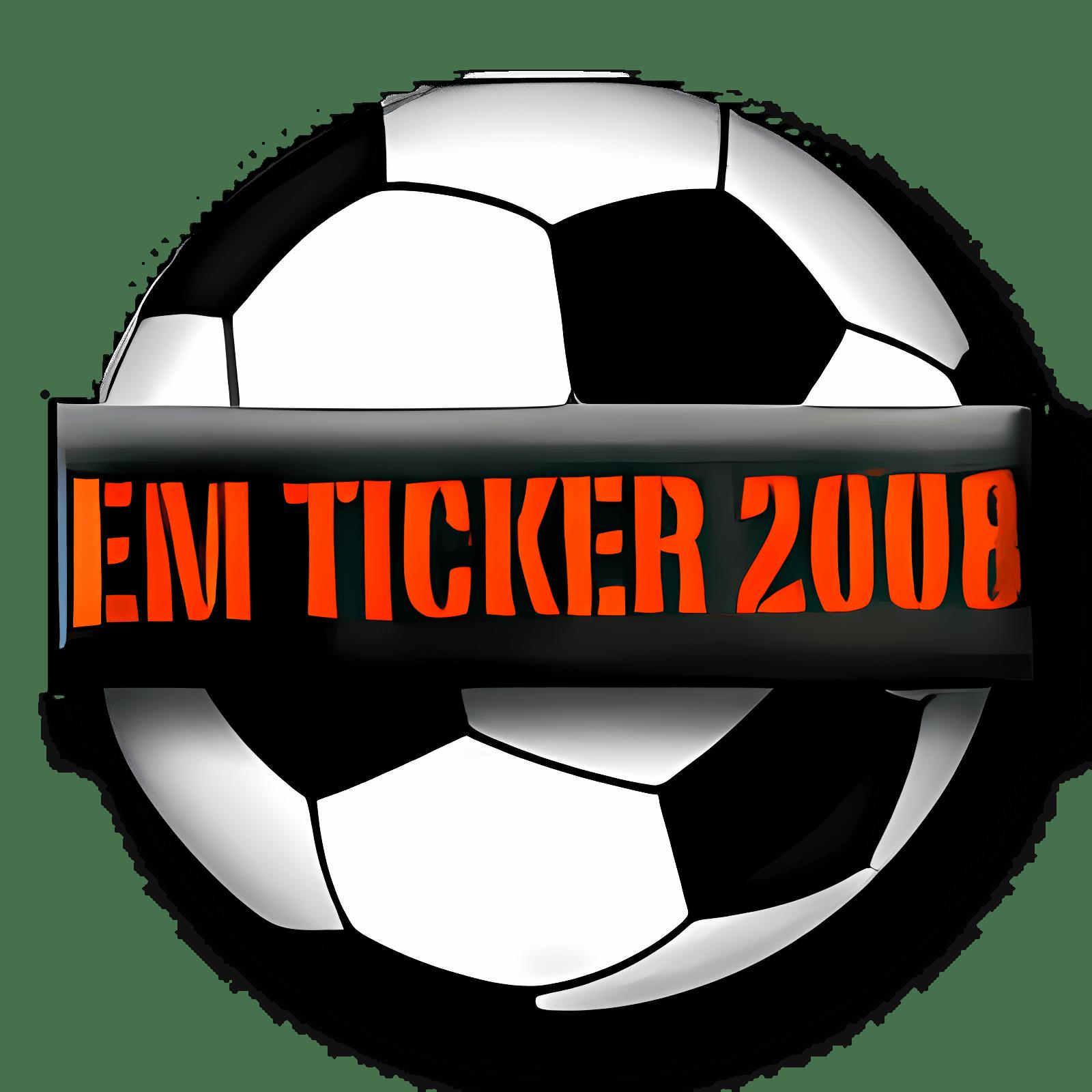 EM Ticker 2008