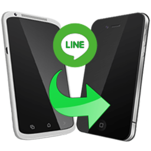Backuptrans Android Line to iPhone Transfer