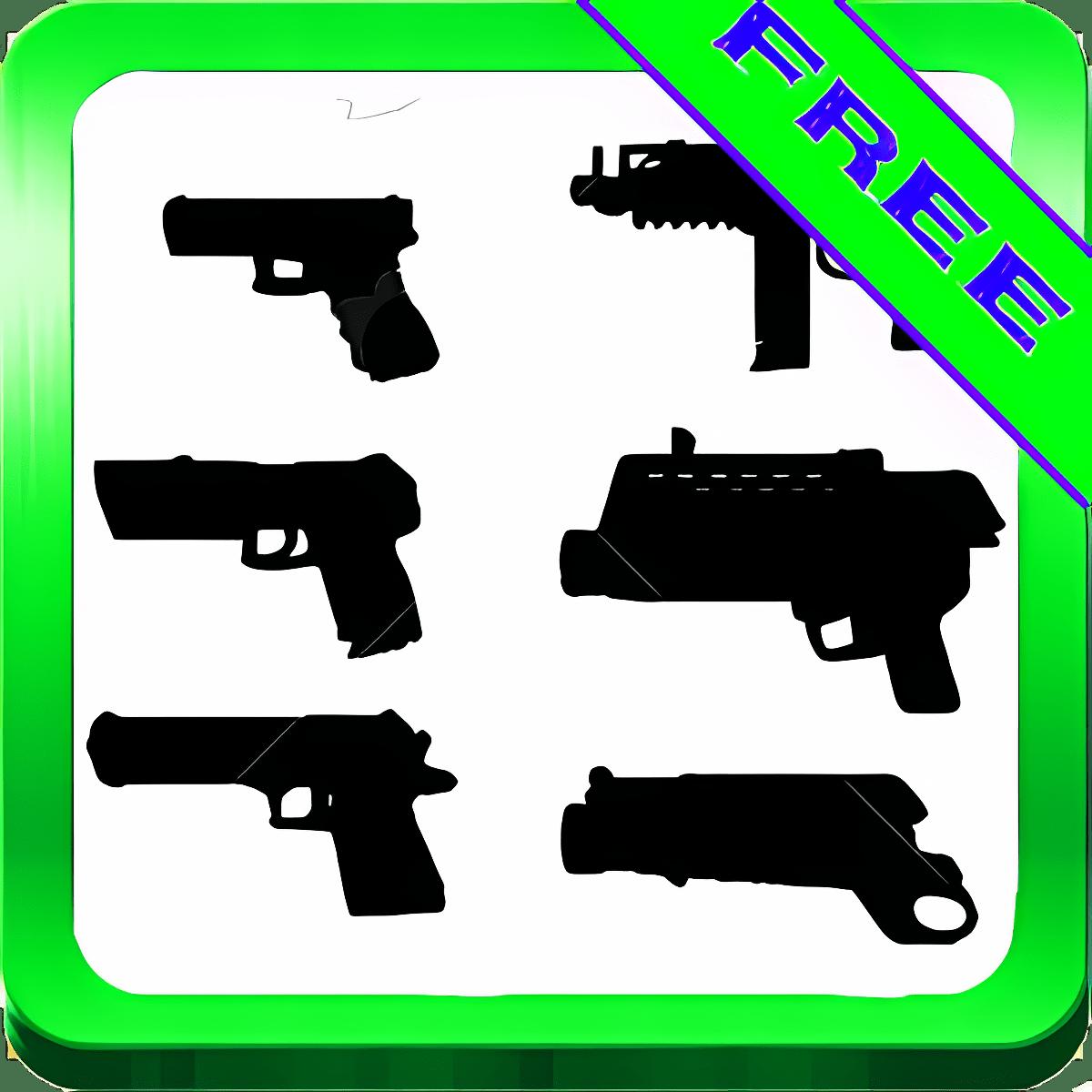 Pistolas Rifles Machineguns So
