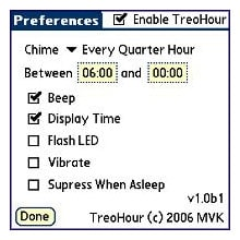 TreoHour