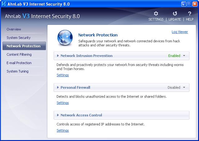 AhnLab V3 Internet Security