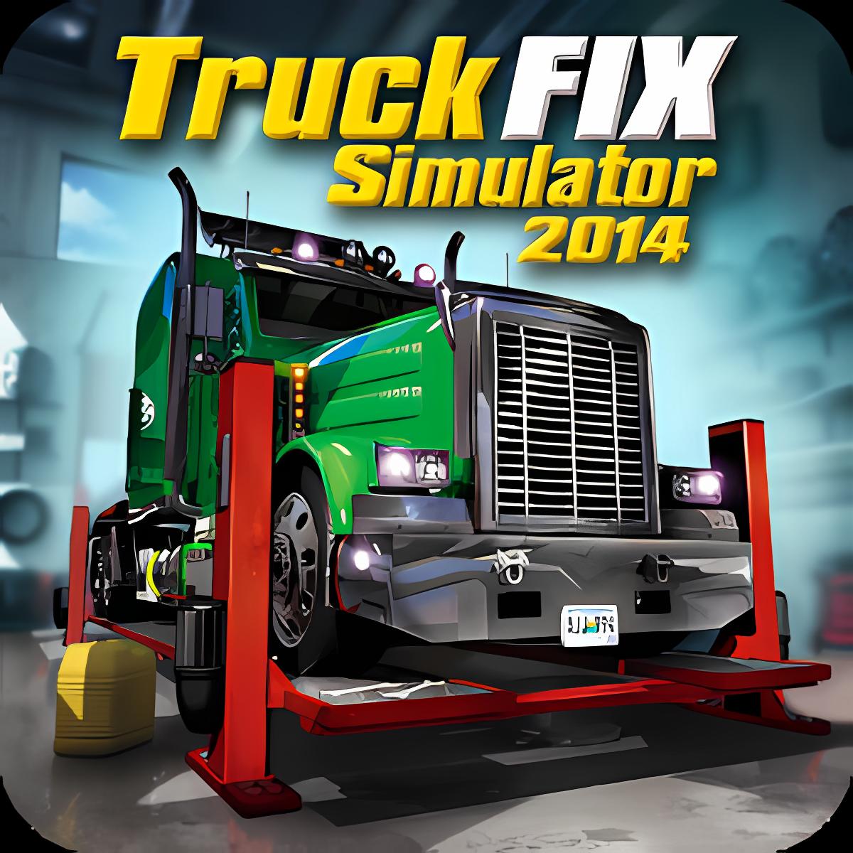 Truck Fix Simulator 2014