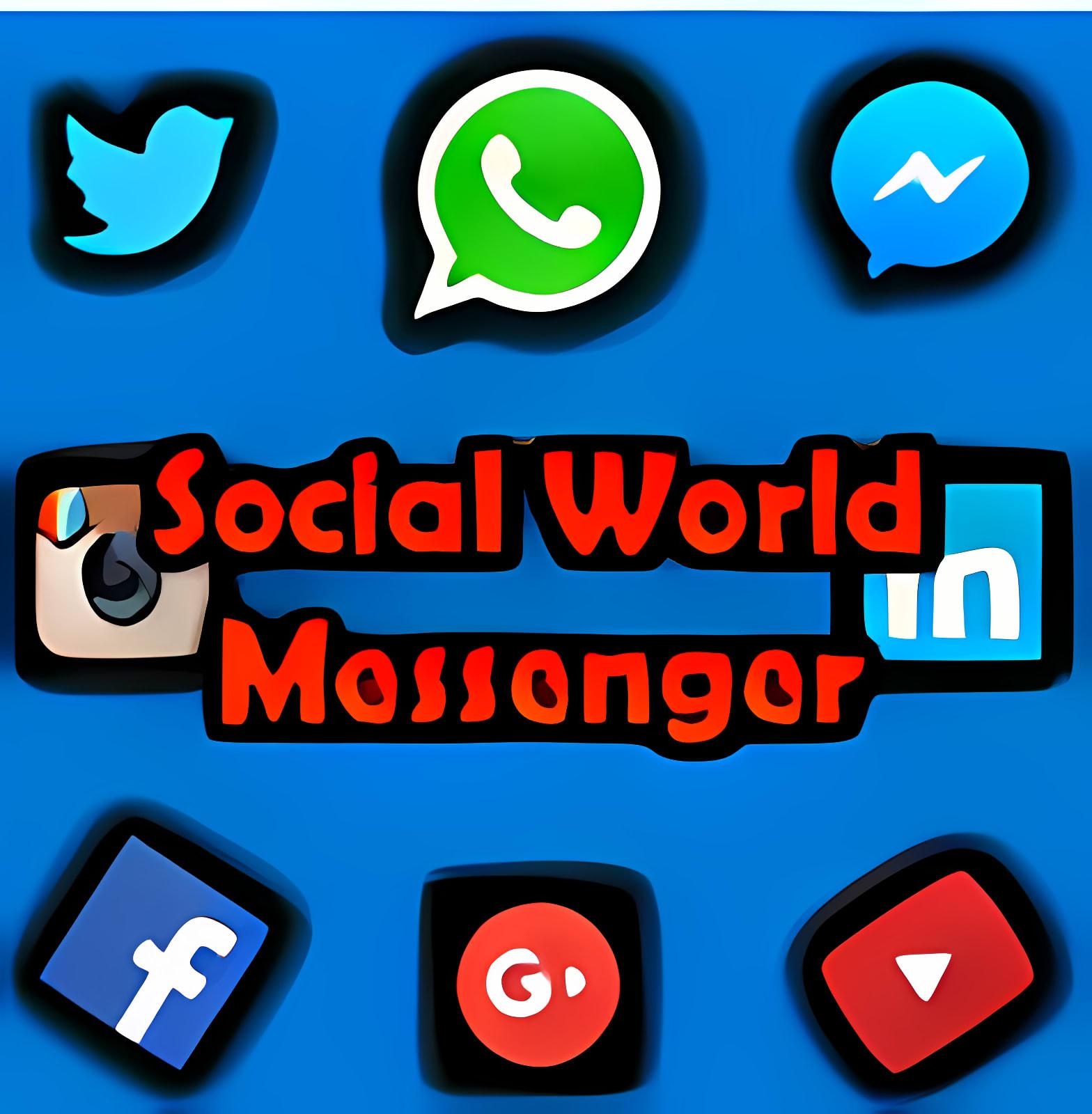 Social World Messenger