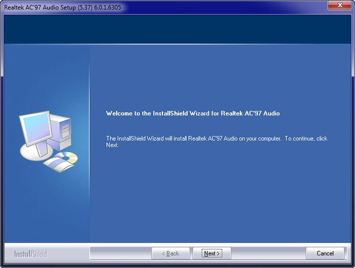 carte son realtek 97
