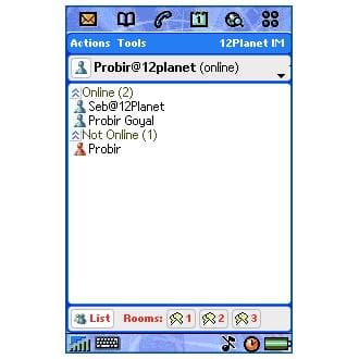 12Planet MSN Messenger Advanced Edition