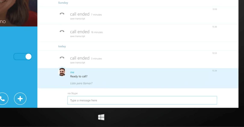 Skype télécharger windows 10 english