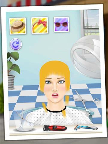 Princess Hair Salon - Girls games