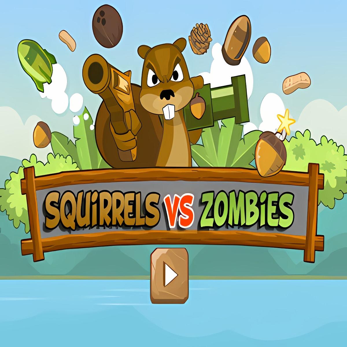 ardillas vs zombies