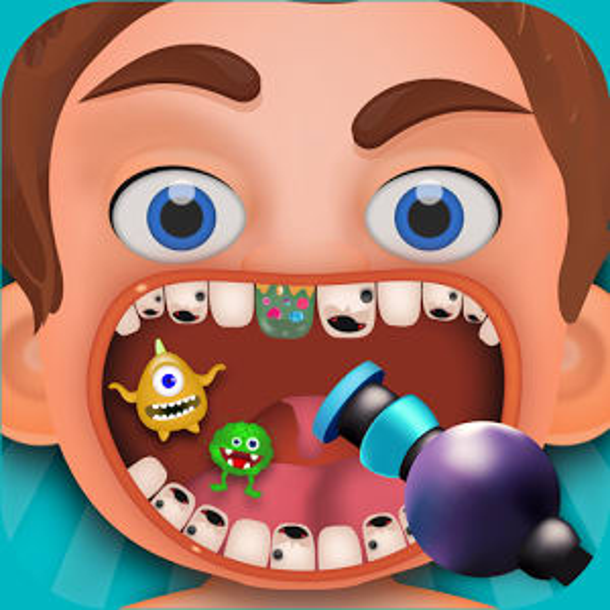 Bad Teeth Médico