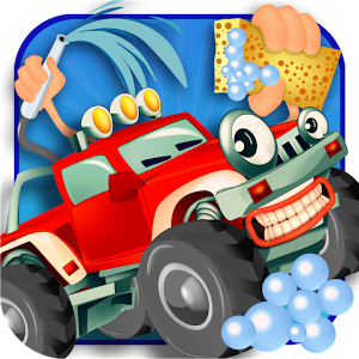 Monster Garage Car Diversión