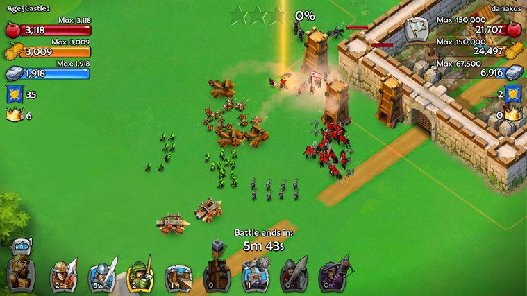 Age of Empires: Castle Siege for Windows 10