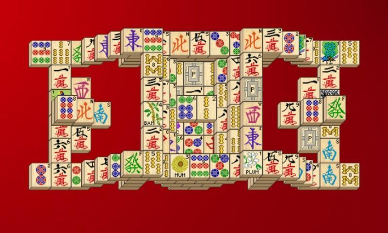 Mahjong Alte Version