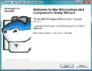 Win7x64 Components