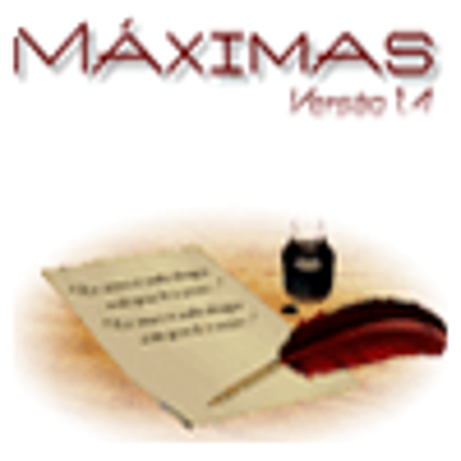 Máximas