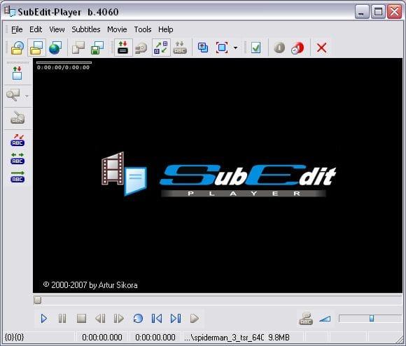 SubEdit Player Build