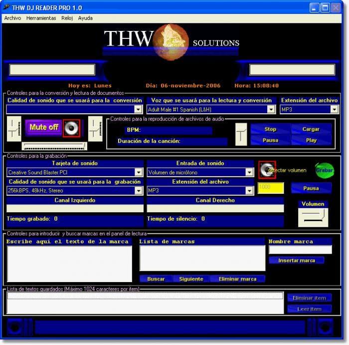 THW DJ Reader Pro