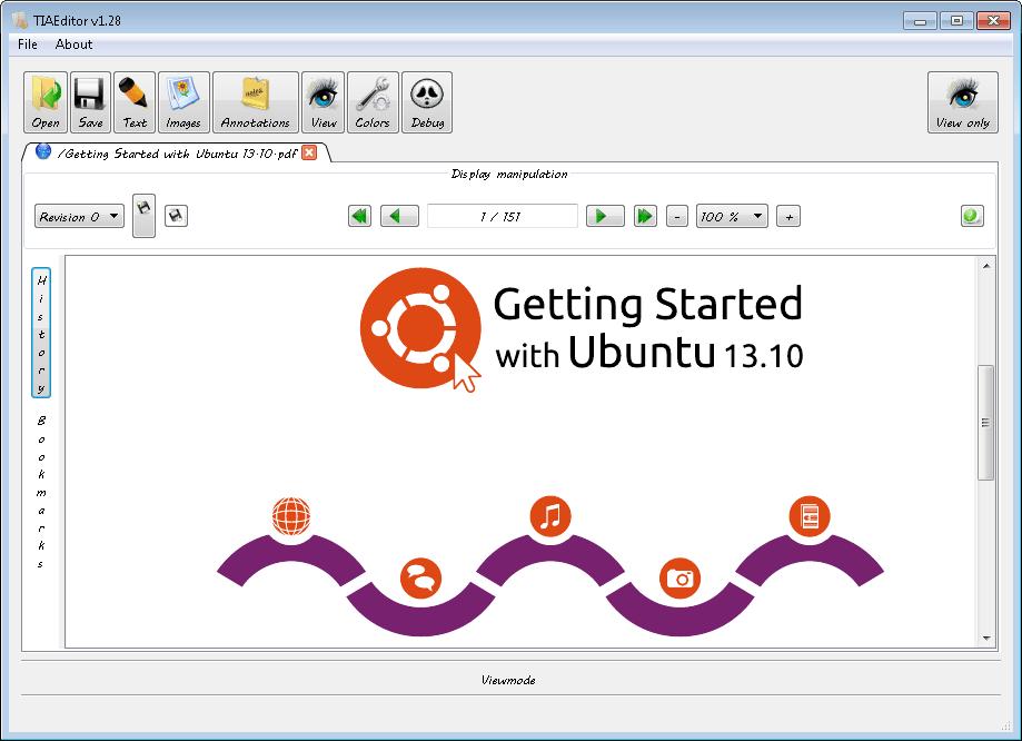 pdf editor open source windows 10
