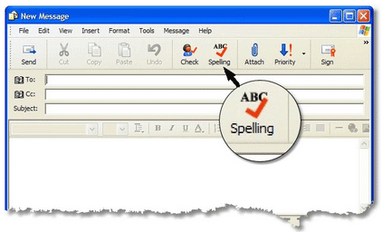 ABCSpell for Outlook Express