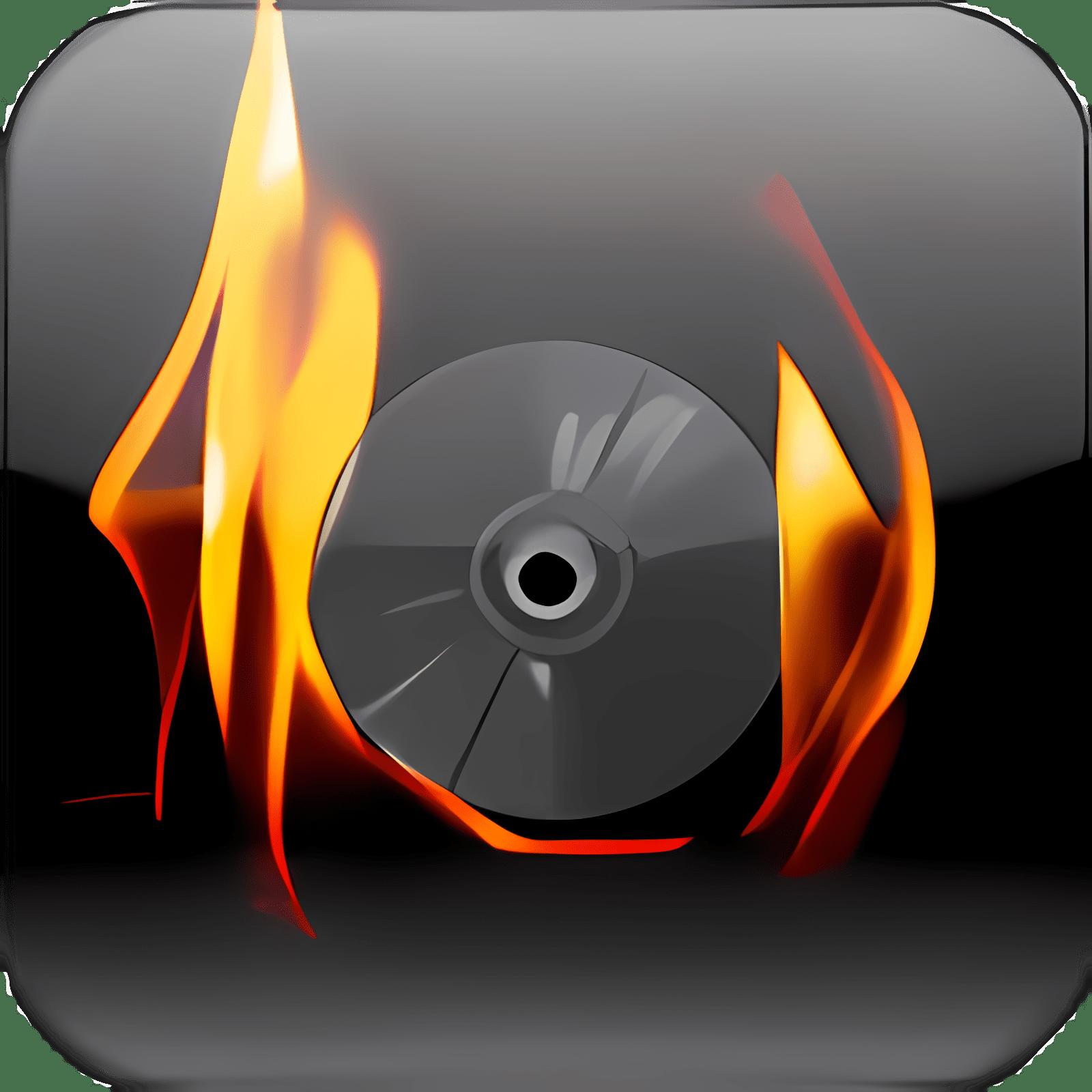 AmoK CD/DVD Burning