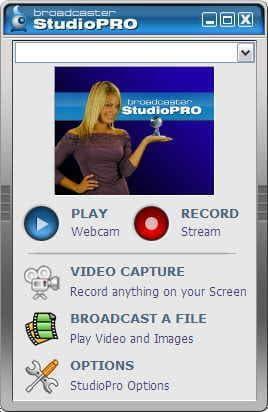 Broadcaster's StudioPRO