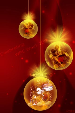 Christmas Wallpapers per Palm
