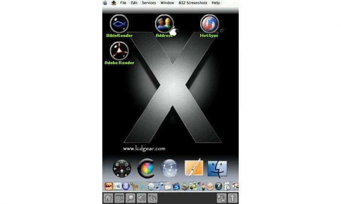 ZLauncher Mac OS Theme