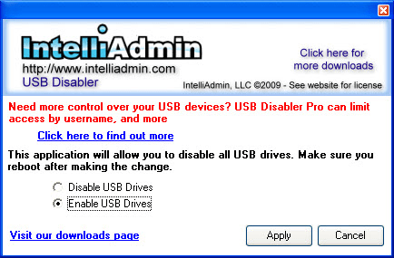 USB Disabler