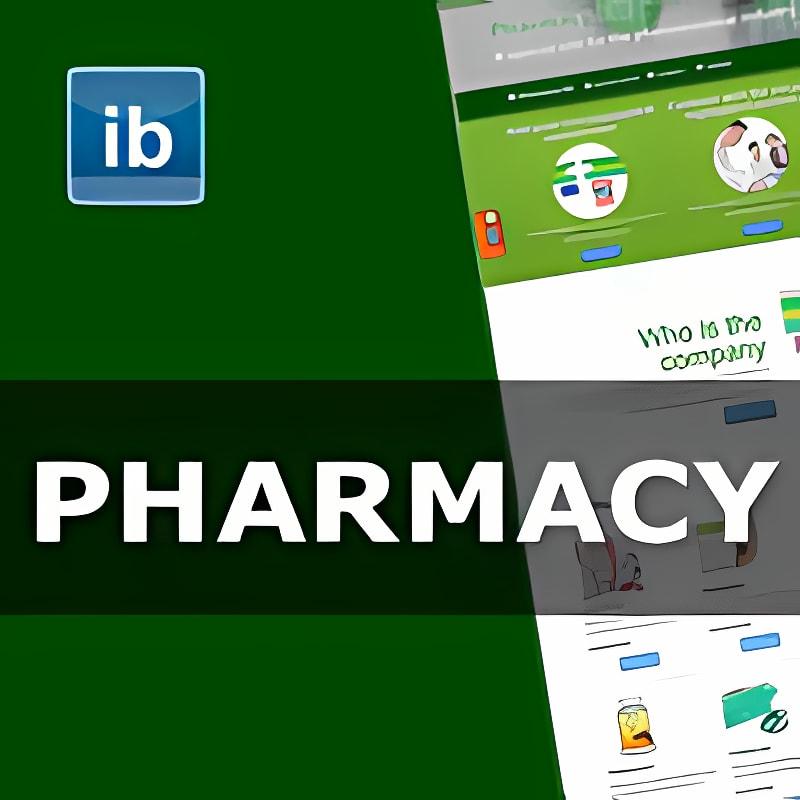 Theme Premium Pharmacy EU