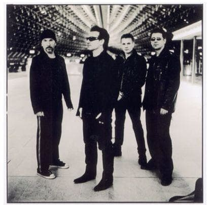 U2 screensaver