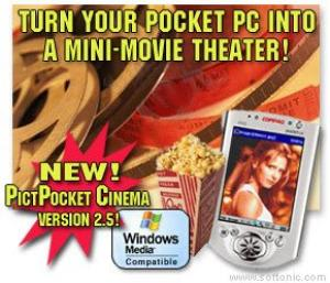 PictPocket Cinema