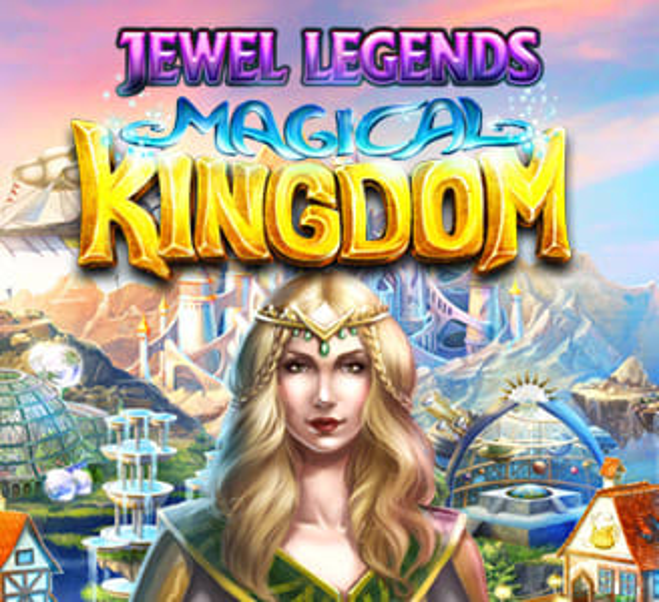 Jewel Legends: Magical Kingdom