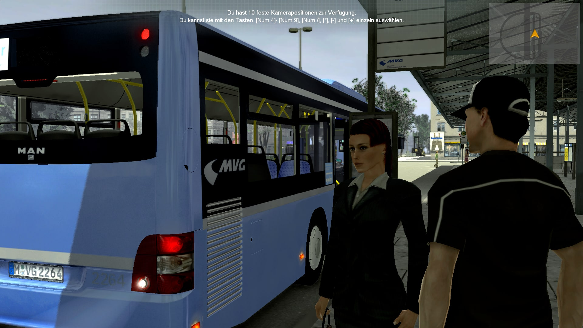 city bus simulator 2 m nchen download. Black Bedroom Furniture Sets. Home Design Ideas