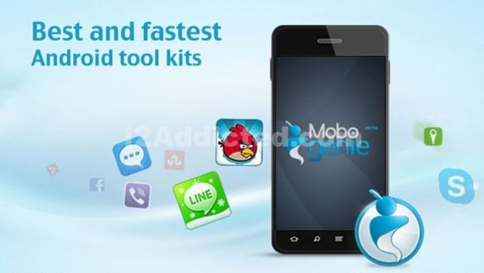 Mobogenie software for mobile