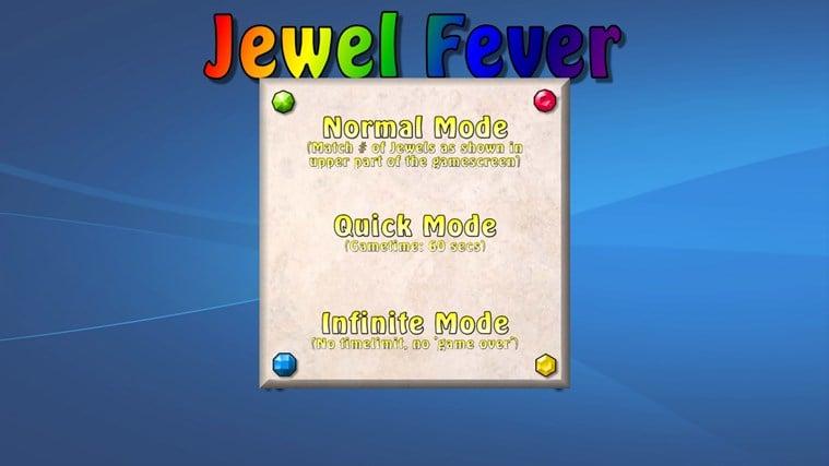 Jewel Fever for Windows 10