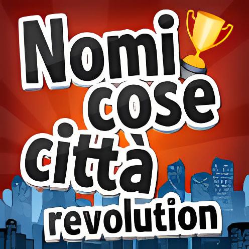 Nomi Cose Città Revolution