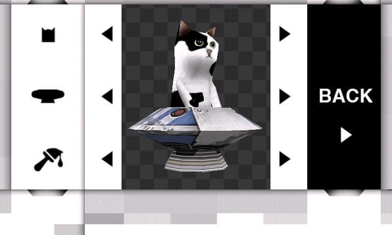 SpaceCat (3D)