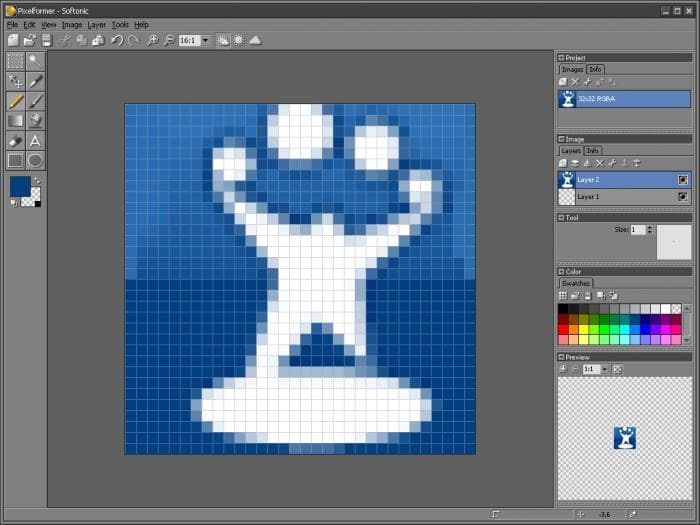 Pixelformer