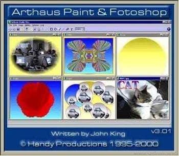 Arthaus Paint & Fotoshop