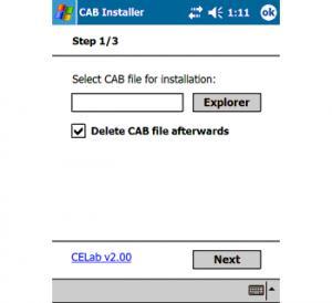 CAB Installer
