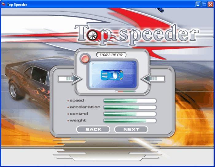 Top Speeder